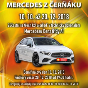 Merkur – A5 leták Mercedes